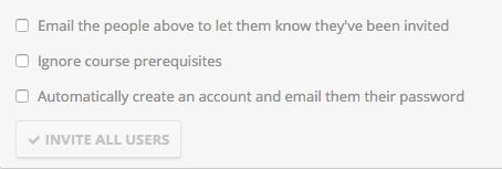Automatically Create Account via Institution Portal