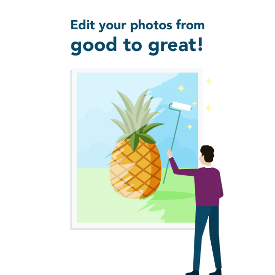 Changing the tone of your photos can change the look from good to great